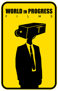 Logo WIP films Homme Caméra